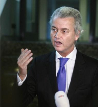 Geert Wilders: 'Ik heb niks verkeerds gezegd.'