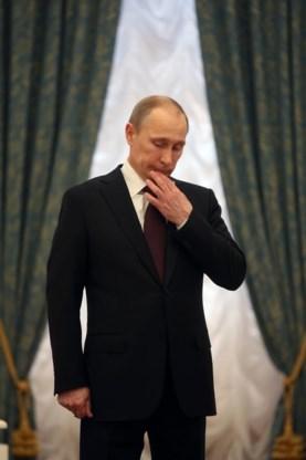 Europa heeft de reactie van Poetin duidelijk onderschat.
