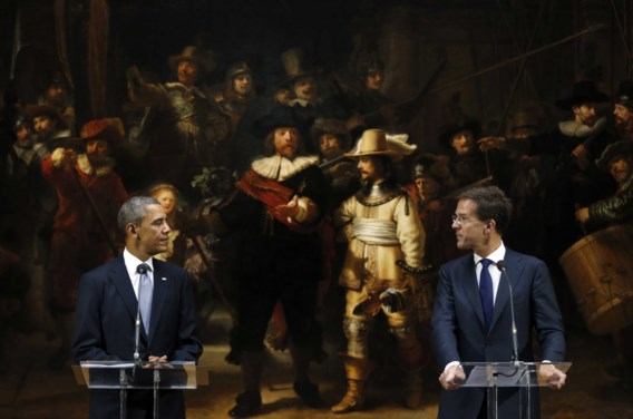 President Obama: 'Europa en Amerika zijn verenigd in hun steun aan Oekraïne'