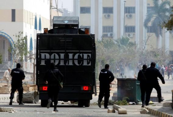 Meer dan 520 Morsi-aanhangers ter dood veroordeeld