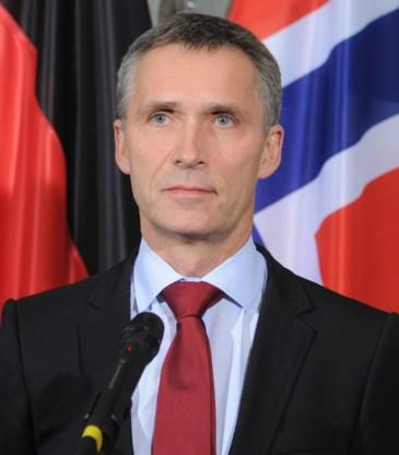 'Stoltenberg wordt volgende NAVO-topman'