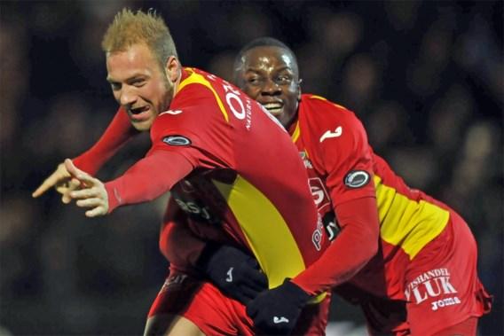 Laurent Depoitre verlaat KV Oostende