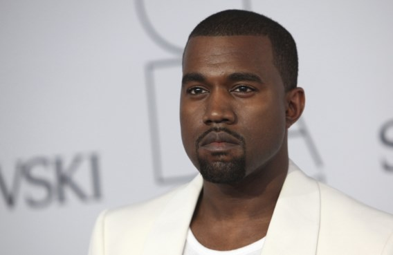 Kanye West komt naar Paleis 12