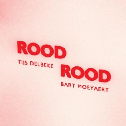 Beluister Rood Rood, de cd van Tijs Delbeke en Bart Moeyaert