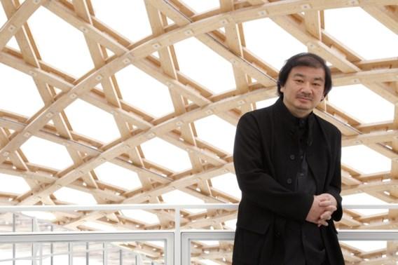 Japanse architect Shigeru Ban wint Pritzker Prize