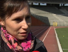 Kim Gevaert wil ons meer doen sporten
