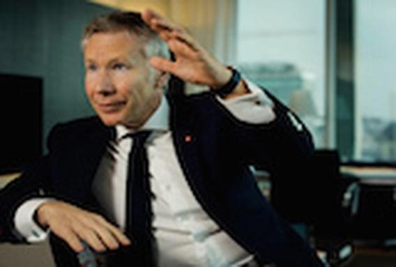 Marc Raisière, ceo Belfius: 'Het bankbashen heeft veel sporen nagelaten'