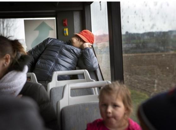 Het openbaar vervoer is lang niet altijd een alternatief voor files.