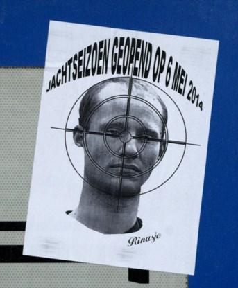 Politie en justitie vrezen dat rechts-radicalen jacht zullen maken op Van der Graaf.