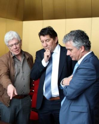 Vlaamse en Nederlandse Limburgers bekeken het project .