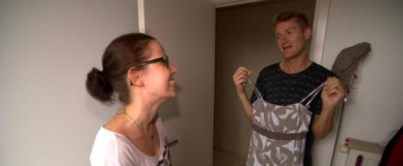 Jani Kazaltzis: 'Dit jurkje zegt: ik ben klaar om huisvrouw te worden en zodra ik kinderen heb, word ik heel dik.'
