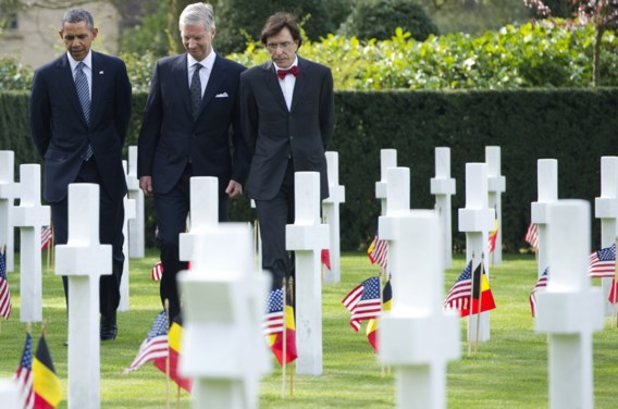 Barack Obama: 'Brave Little Belgium'