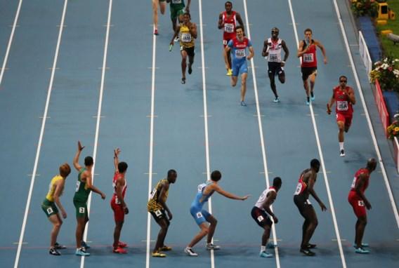 Belgische 4x400m-ploeg al zeker van ticket voor World Relays