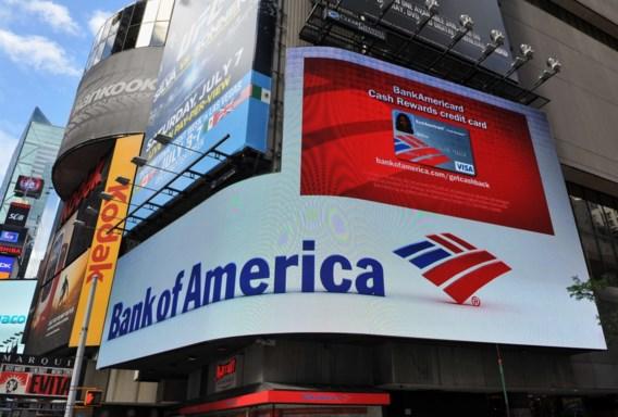 Bank of America betaalt 9,3 miljard om vervolging te voorkomen