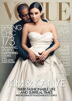 'Kim Kardashian had de covers voor het uitkiezen'