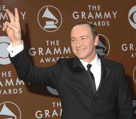 Kevin Spacey wordt Winston Churchill