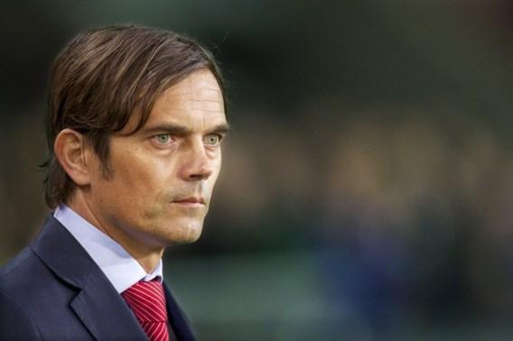 Tumor verwijderd bij PSV-coach Phillip Cocu