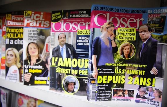 Closer moet Julie Gayet betalen in 'affaire-Hollande'