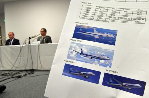 ANA koopt voor 12 miljard euro nieuwe vliegtuigen