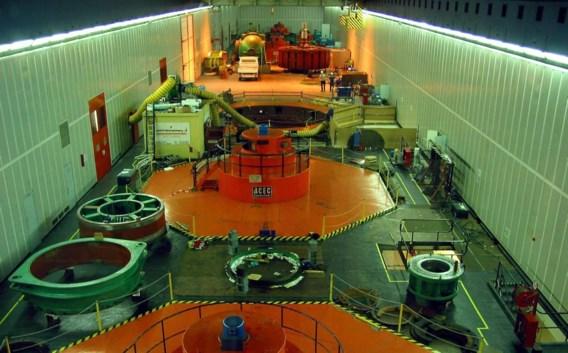 De waterkrachtcentrale van Coo.