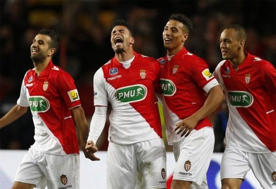 Monaco (met Dirar) naar halve finale Franse beker