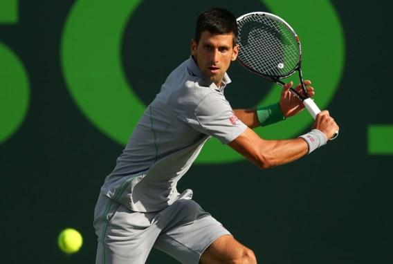 Djokovic voorbij titelverdediger Murray naar halve finale in Miami