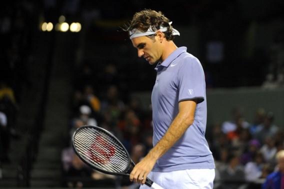 Federer roemloos uitgeschakeld door Japanner