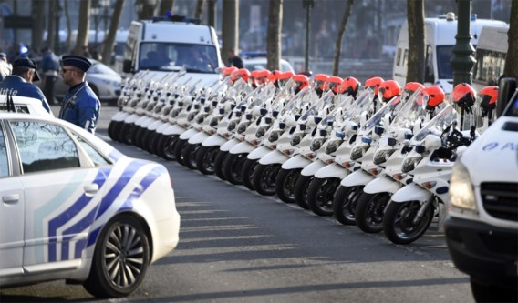 Brusselse lokale politie tevreden over incidentloos verloop bezoek