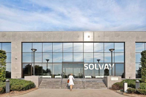 Solvay zet hoog in op oled-schermen