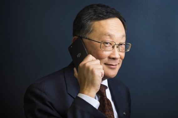 Opnieuw zwaar verlies voor BlackBerry