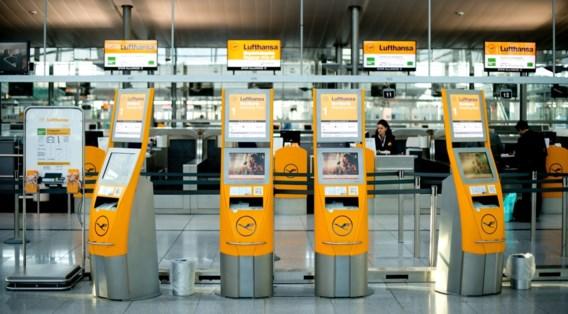 Lufthansa wil staking afwenden