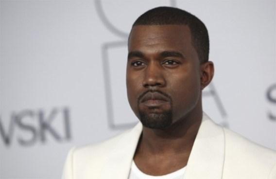 Kanye West komt niet naar Paleis 12