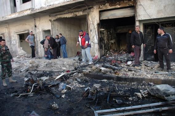 Mandaat mensenrechtencommissie Syrië opnieuw verlengd