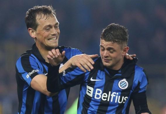 Club Brugge begint met droomstart aan play-offs