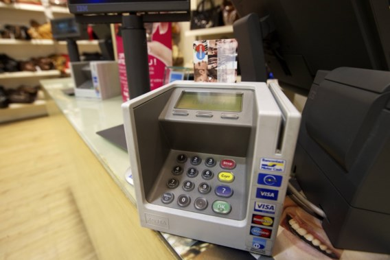 Belgen betalen 1,5 miljard keer met kaart