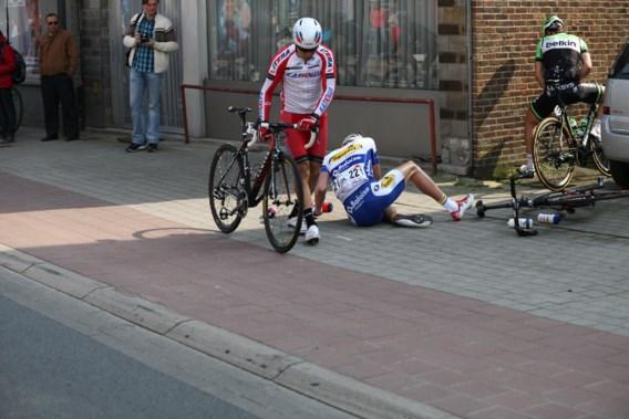 Meteen dubbele pech voor Topsport-Vlaanderen