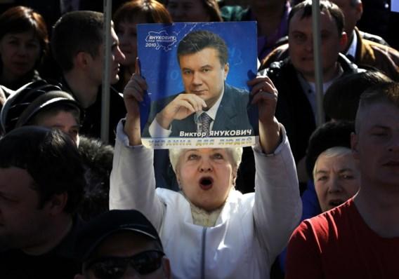 Janoekovitsj roept alle Oekraïense regio's op tot referendum