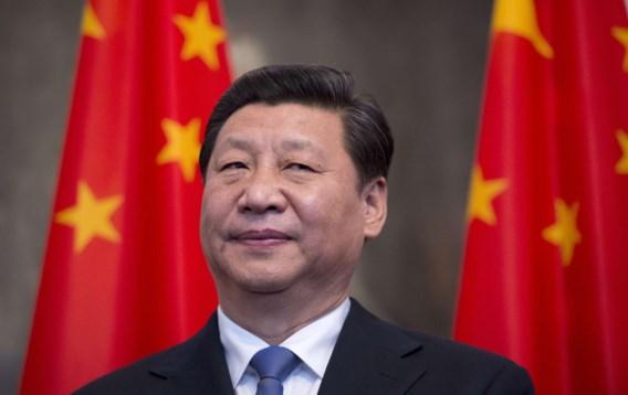 Chinese president bezoekt panda's, Volvo en Brugge