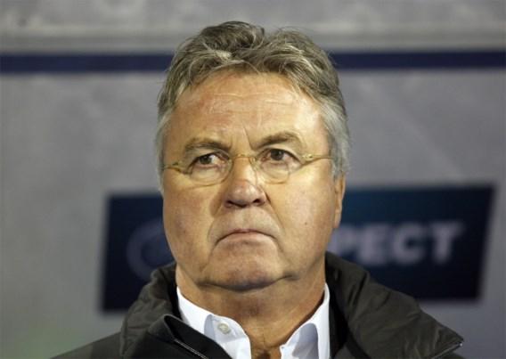 Hiddink: 'Een eer om als bondscoach terug te keren'