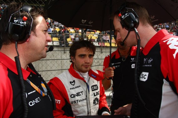 Jérôme D'Ambrosio debuteert in Blancpain Endurance Series