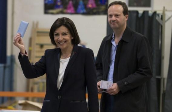 Historisch lage opkomst voor Franse verkiezingen