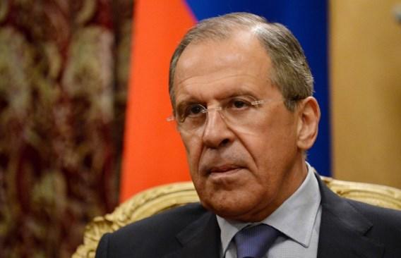 Lavrov vraagt Westen om steun voor 'federaal Oekraïne'
