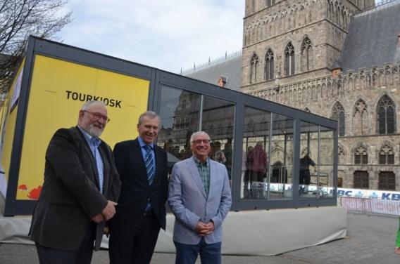leper leeft toe naar Tour de France