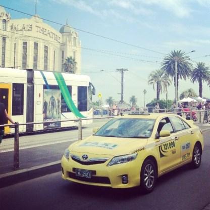Melbourne - Mijn naam is angsthaas