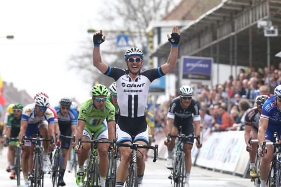 Degenkolb wint Gent-Wevelgem in millimetersprint