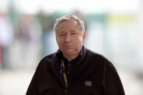 FIA-baas Todt maakt zich zorgen om Formule 1