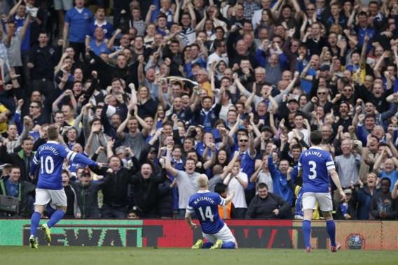 PREMIER LEAGUE. Mirallas trekt Everton over de streep tegen rode lantaarn
