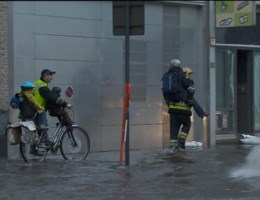 Klimaatrapport is ramp voor België