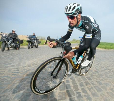 Tom Boonen verwacht een zware Ronde:. 'Het komt er op aan zo lang mogelijk kalm te blijven', weet hij.