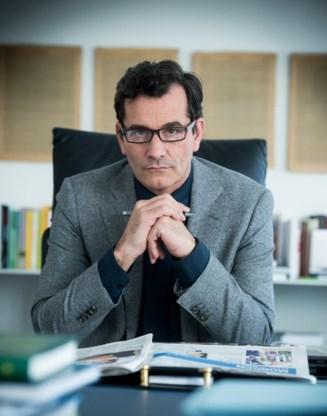 Minister-president Koen De Bouw.